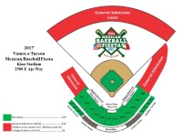2017 MBF Seating Map - Tucson